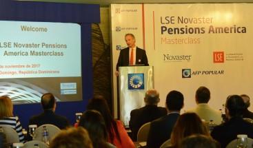 AFP Popular auspicia foro internacional sobre pensiones