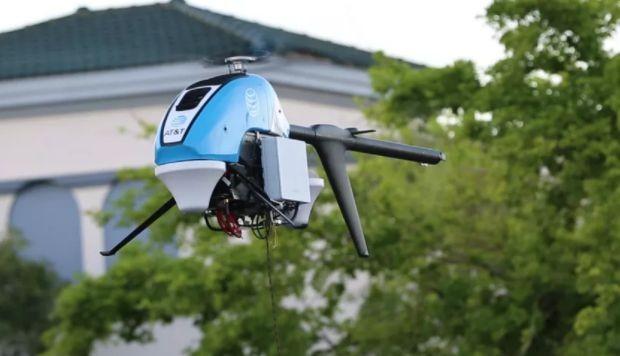 EEUU aprueba uso de dron para restaurar servicio de telefonía móvil en P.Rico