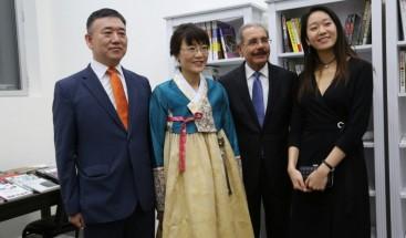 Embajador de Corea destaca crecimiento económico de RD durante últimos cinco años