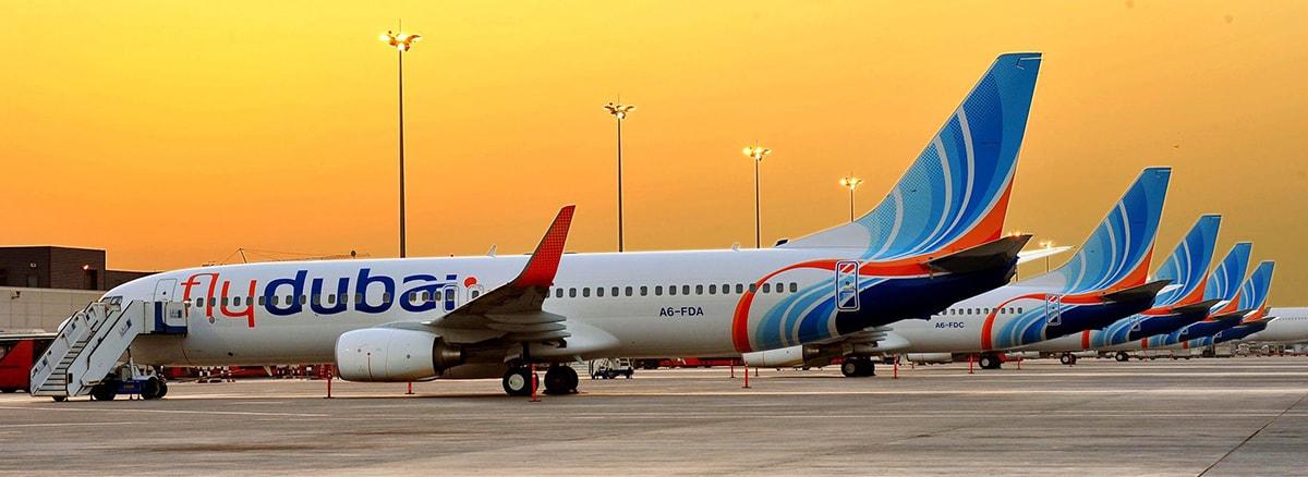 Boeing anuncia acuerdo con Flydubai por 27.000 millones de dólares