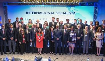 Eligen a Miguel Vargas presidente del Comité de la Internacional Socialista para América Latina y El Caribe