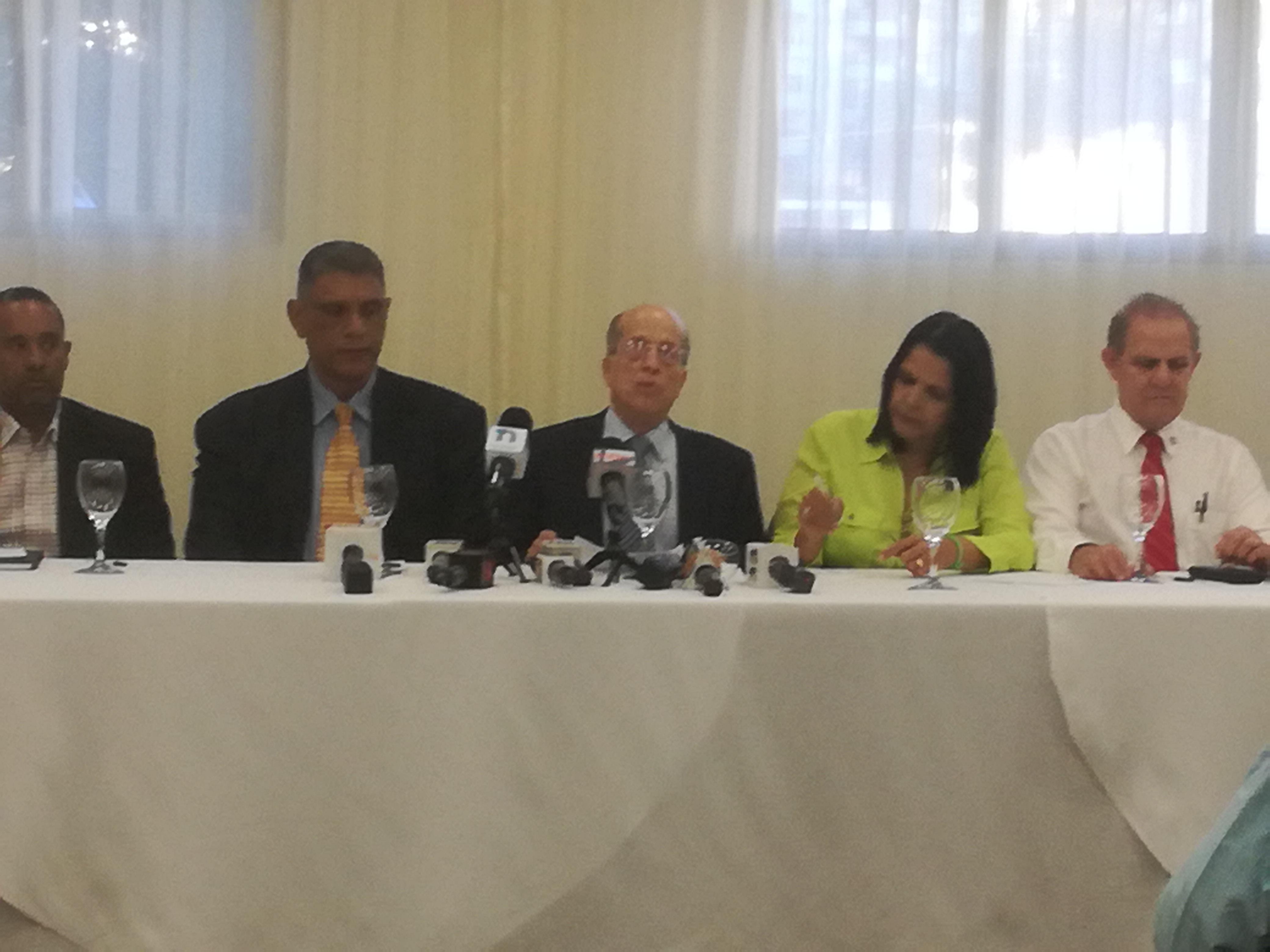 Bloque de Oposición demanda de la JCE sometimiento a responsables y a empresa INDRA por estafa