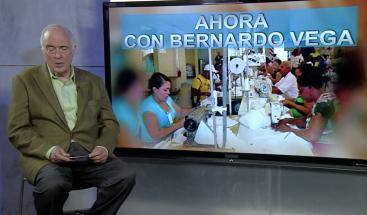 Ahora con Bernardo Vega: El peligro de la robotización en las Zonas francas