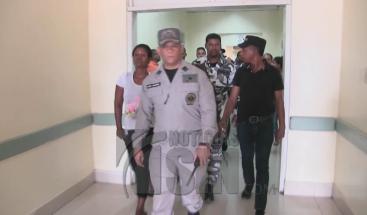 Niña de 4 años violada en Azua se mantiene en estado delicado