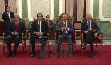 Medina monitorea gestión de las instituciones del Estado en reunión del Consejo de Gobierno