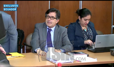 Ex presidente Rafael Correa no declarará en caso Odebrecht