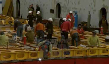 Intensifican en Argentina la búsqueda de los 44 tripulantes del submarino ARA San Juan