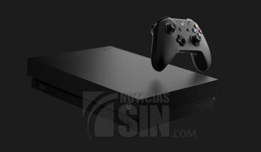 La consola Xbox One X, considerada la más rápida del mercado