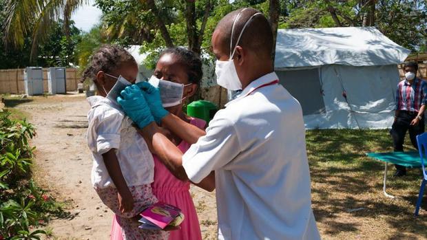Ascienden a 133 las muertes por epidemia de peste en Madagascar