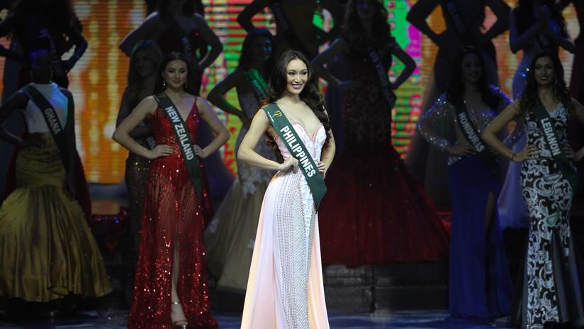 Un estilista venezolano humilla a Miss Tierra durante su coronación