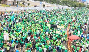 Marcha Verde pide no usar símbolos políticos en Marcha del Millón