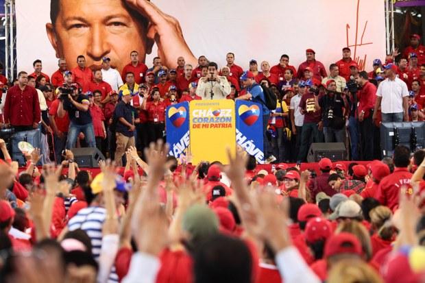 Maduro buscará la reelección en comicios presidenciales de 2018 en Venezuela