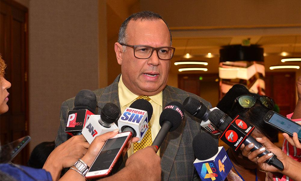 Director del SNS reitera reunión entre el Gobierno y el CDM será con nueva directiva del gremio