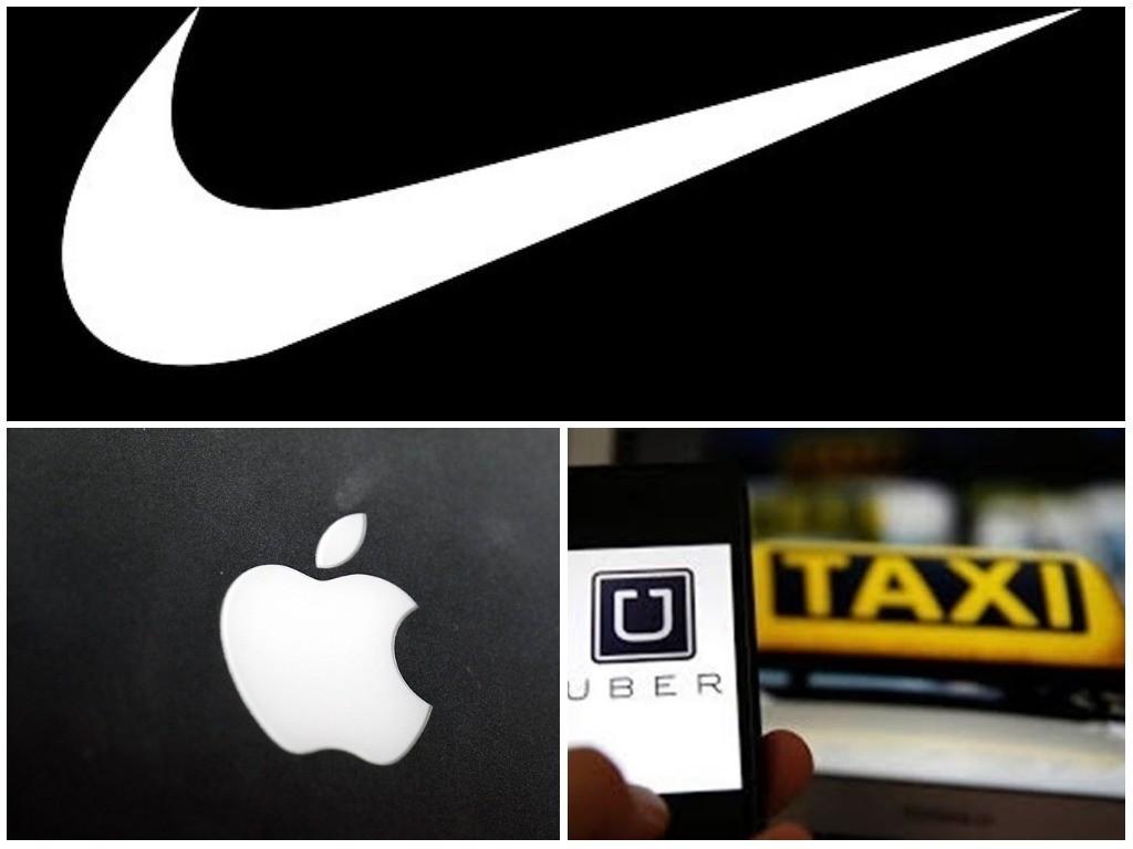 Apple, Nike y Uber, entre empresas envueltas en escándalo de