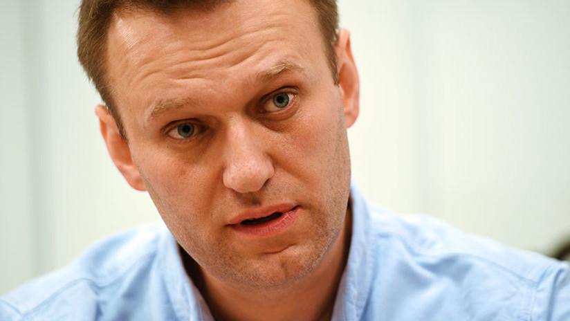El opositor ruso Navalny demanda a Putin por sus