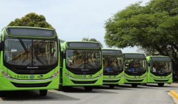 OMSA despacha más autobuses en respuesta por paro de transporte