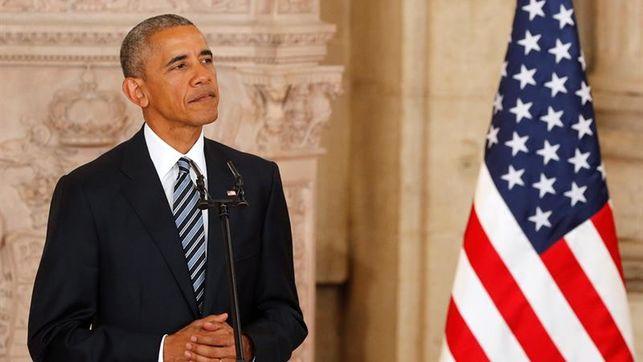Acusan a una mujer de haber intentado asesinar al expresiente Barack Obama