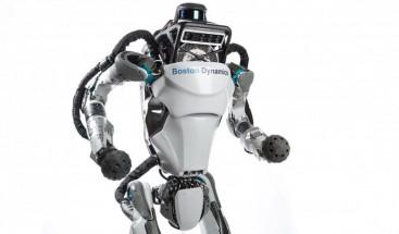 ¿Se acerca el fin de la humanidad? Un robot ya aprendió a dar un salto mortal hacia atrás