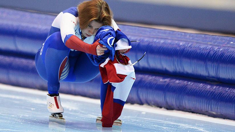 El COI suspende de por vida a dos patinadores rusos