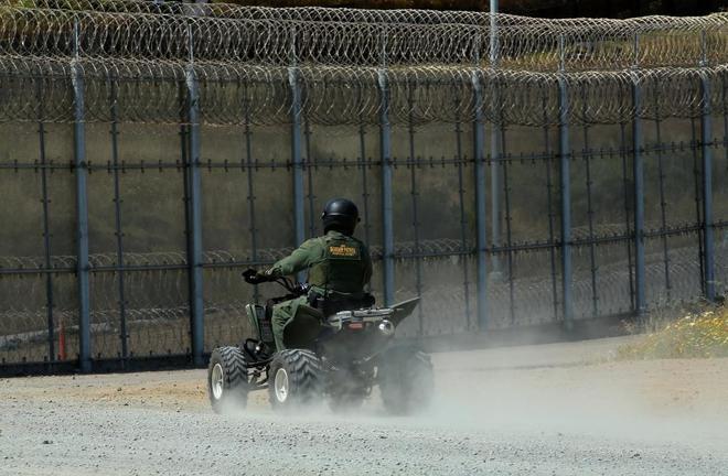 Detienen en la frontera al primer