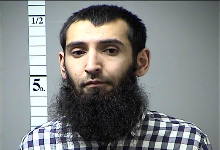 El presunto autor del atentado en Nueva York se declara no culpable de cargos