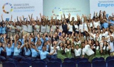RD fomenta emprendimiento mediante evento simultáneo en 160 países