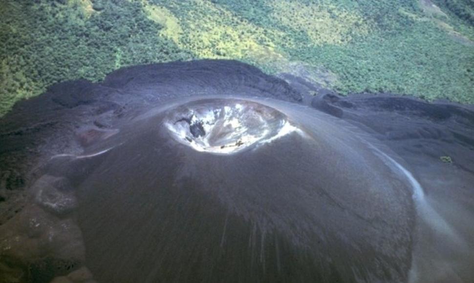 Científicos evalúan dióxido en volcán Cerro Negro, el más joven de Nicaragua