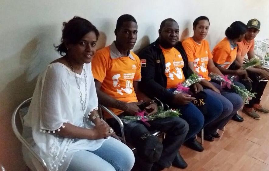 Ofrecen conferencia por el Día Internacional de la no Violencia contra la Mujer