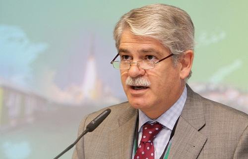 España reitera apoyo a integridad territorial en cumbre con países del este