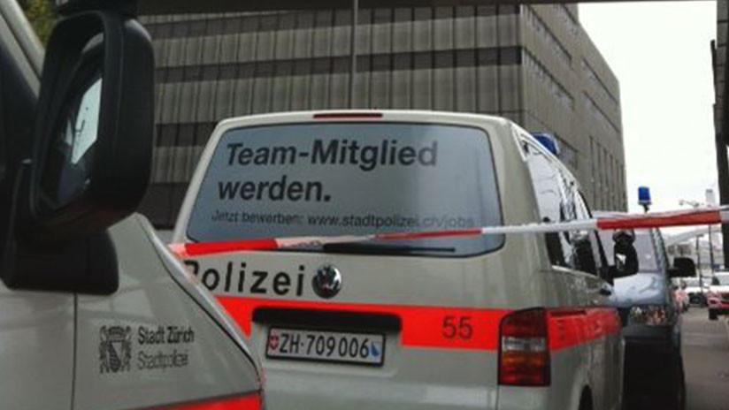 Hallan un objeto sospechoso en el consulado de EE.UU. en Zúrich