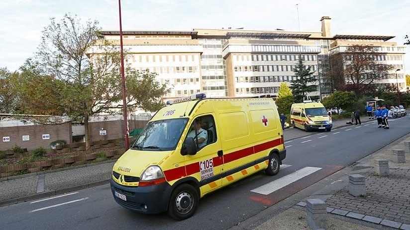 Un muerto y varios heridos en una explosión en una planta de acero en Bélgica
