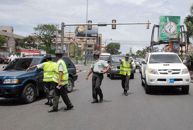 DIGESETT: Algunas acciones serán adoptadas en puntos donde más caos se genera con el tránsito por el Black Friday