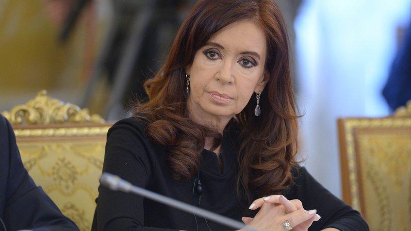 Justicia argentina confirma procesamiento de Cristina Fernández por lavado