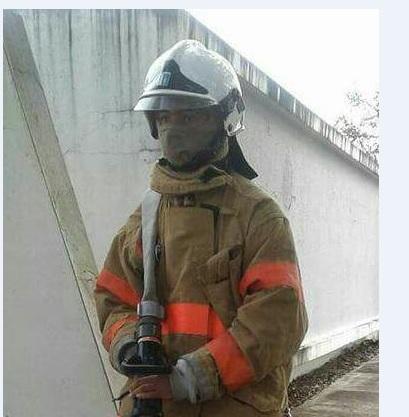 Muere bombero en medio de incendio en SFM