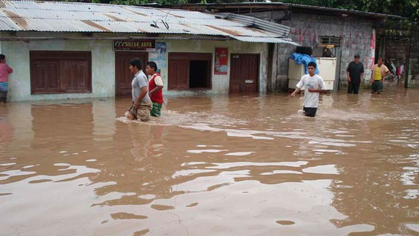 Al menos 5 muertos y 4.000 afectados por inundaciones en Amazonía de Perú