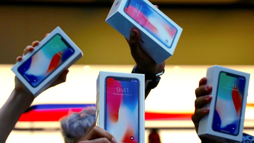 Revelan el costo real del nuevo iPhone X