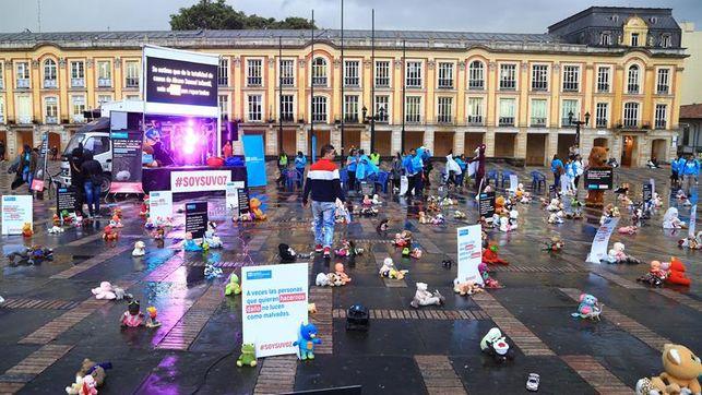 Piden a Colombia recursos para fortalecer lucha contra abuso sexual infantil