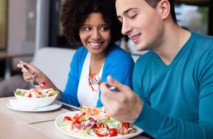 Saber qué estamos comiendo puede ayudar a crear sensación de saciedad