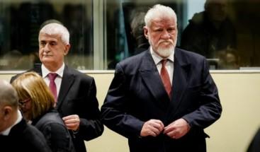 Muere criminal de guerra bosniocroata Slobodan Praljak tras tomar veneno durante su juicio en La Haya