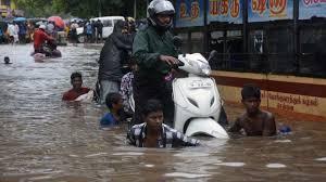 Aumenta a 9 el número de muertos por las lluvias en el sur de la India
