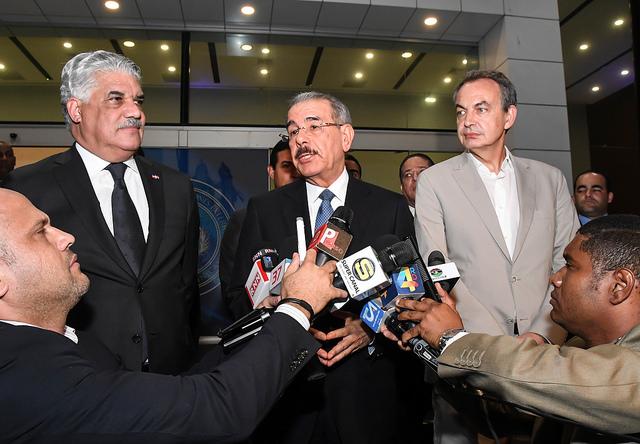 Todo listo en RD para continuación del diálogo entre gobierno de Venezuela y oposición