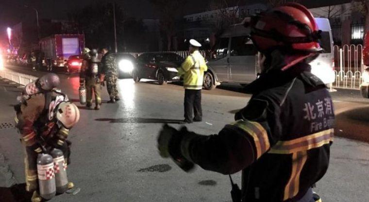 Dieciocho detenidos por el incendio que causó 19 muertos en Pekín el sábado