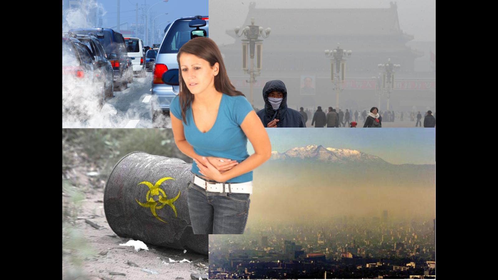 La contaminación atmosférica aumenta el riesgo de aborto en EE.UU.