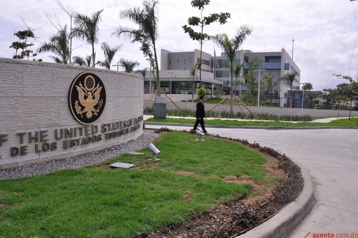 Embajada de EEUU suspende temporalmente las operaciones consulares