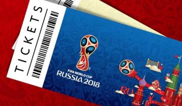FIFA iniciará este jueves segunda fase de venta de entradas para el Mundial