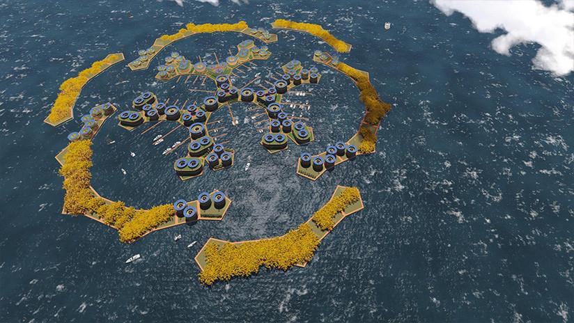 No es ciencia ficción: los países flotantes están ya aquí