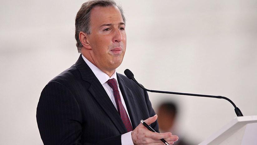 Renuncia el ministro de Hacienda de México