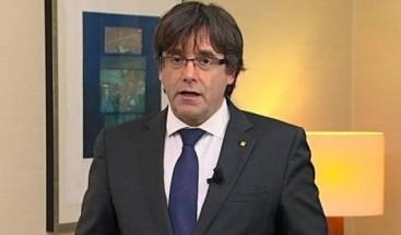 Puigdemont,detenido en Alemania 48 horas después de emitirse euroorden