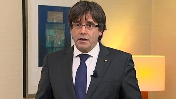 Puigdemont critica que la UE no reconozca