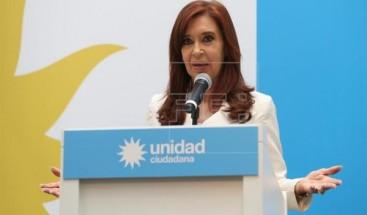 Oficina Anticorrupción argentina pide abrir juicio contra Cristina Fernández